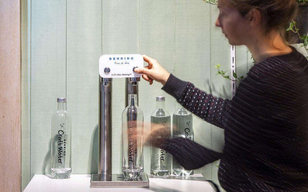 Pourquoi installer une fontaine à eau dans mon restaurant ?