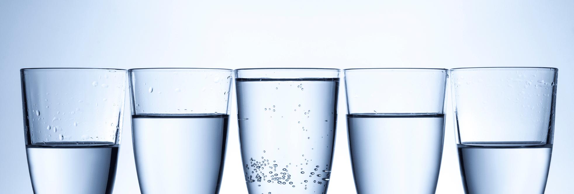 De quoi l'eau est-elle composée ?